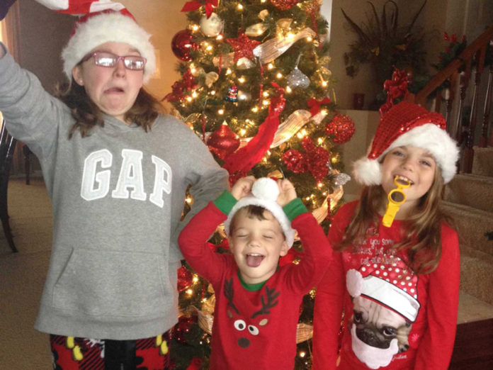 Surviving the Holidays with your Kids